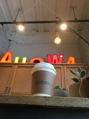 ライフスタイルを結ぶ、AUQWAの新しい取り組み、
