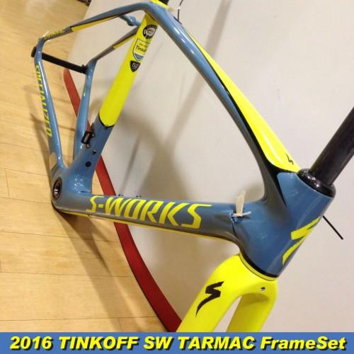≪TINKOFF SW TARMAC FrameSet≫