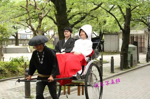 浅草で誓い合う・秋の神社挙式予約受付中!