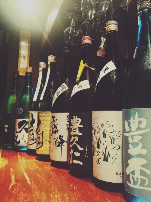 今週入荷の日本酒!(豊盃・春霞・仙禽・大信州・鍋島)
