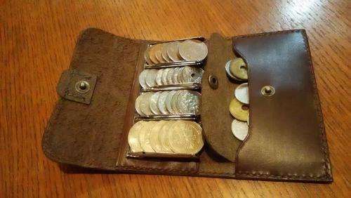 革小物 コインキャッチャー