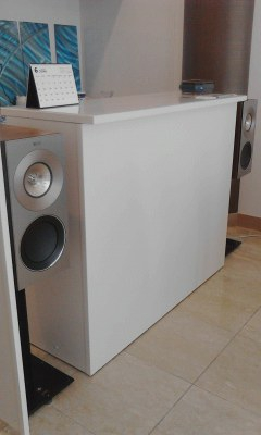 KEF REFERENCE1 アレルセラピー神田音響施設