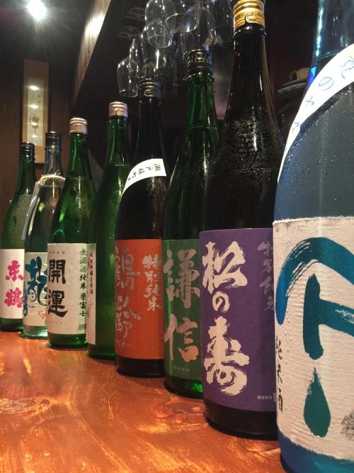 今週入荷の日本酒!(やまとしずく・開運・鶴齢・鍋島)