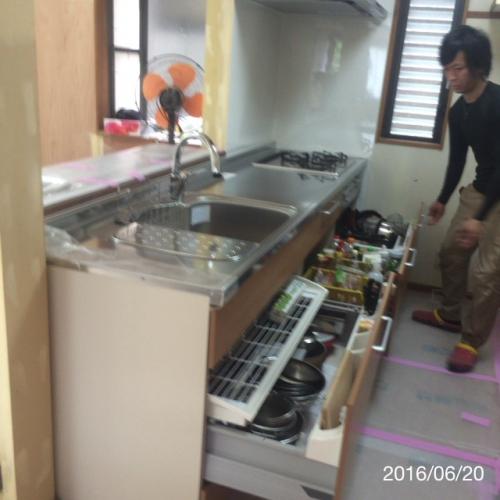 キッチンリフォーム名古屋