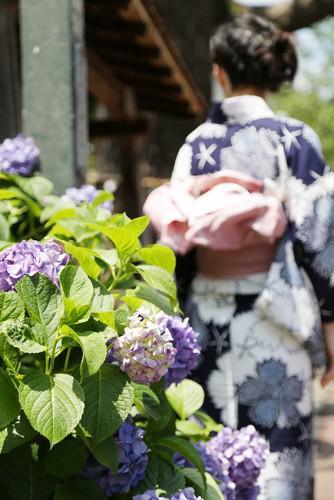 川越の夏を感じた日 ~ぶらり浴衣散歩~
