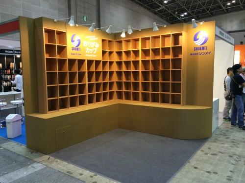 東京ビッグサイト 展示会装飾 設営