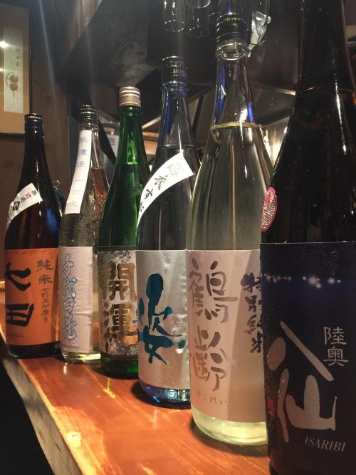 今週入荷の日本酒!(陸奥八仙・鶴齢・開運・七田)