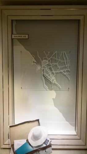 新宿 百貨店ディスプレイ