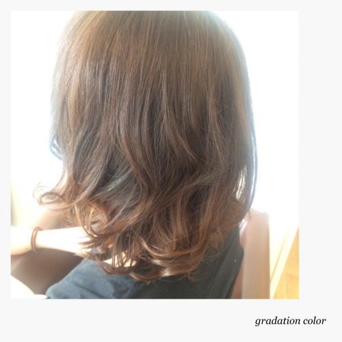 gradation color