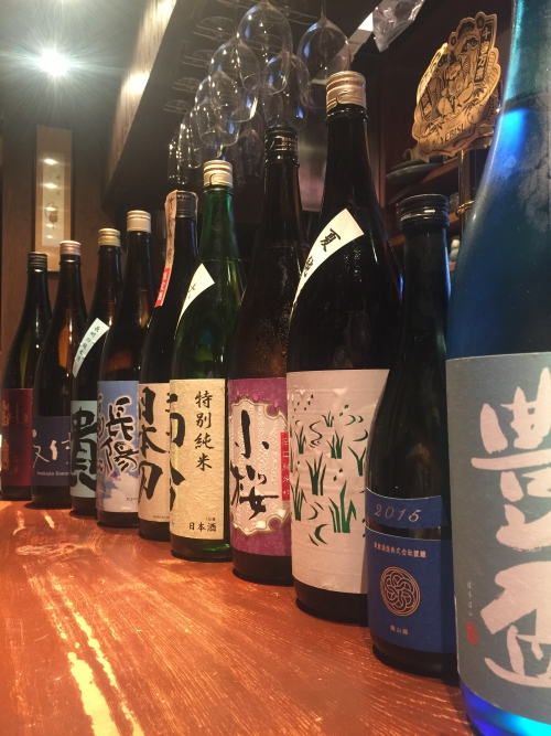 今週入荷の日本酒!(豊盃・新政・春霞・而今・貴・鍋島)