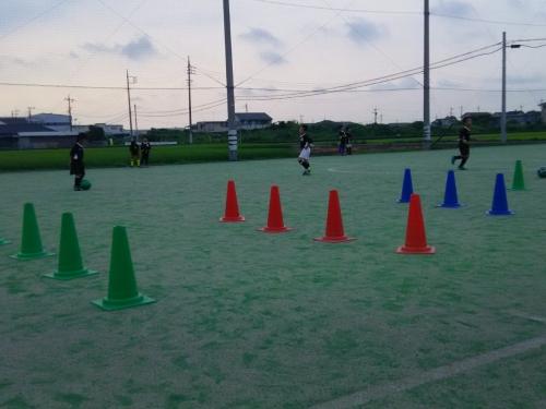 茨城町、水戸市方面送迎 サッカースクール