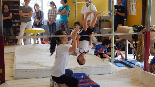 平成28年度あすなろ体操くらぶ夏期体験教室開催!