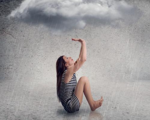 梅雨と体調不良について