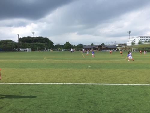 夏合宿報告(トレーニングマッチ)