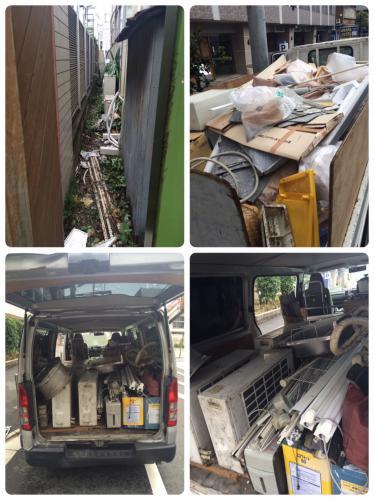世田谷区 不用品回収サポート 産業廃棄物収集 運搬