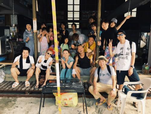 BBQ 関谷浜 BARBER 理容室