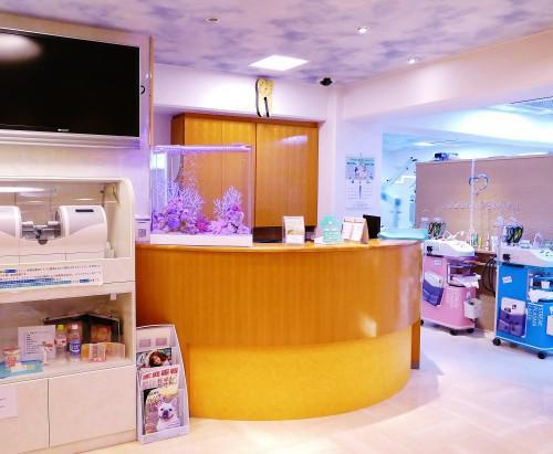 横浜市神奈川区の歯科医院様に新規設置いたしました。