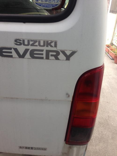 エブリィ 板金塗装 車買取 名古屋