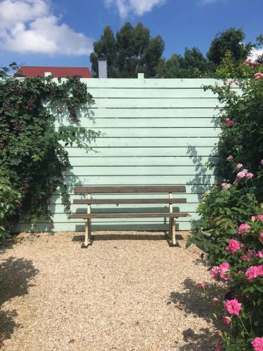 ガーデンスタジオの撮影ポイント
