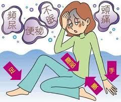 冷え症なると○○○になって、○○が下がる・・・。。。