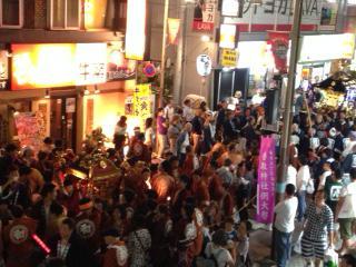 両さん【こち亀】がいっぱい~&亀有香取神社例大祭