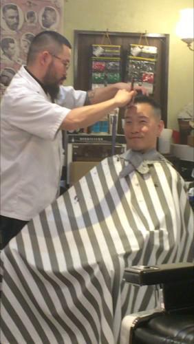新潟 barber 理容室 tattoo 刺青