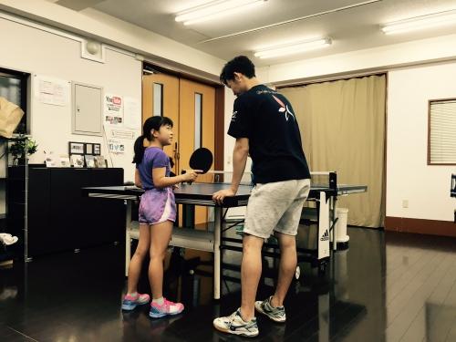 卓球は楽しいスポーツ!