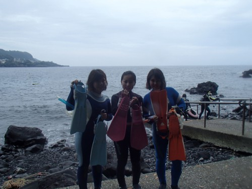 9/26(月) 富戸:体験ダイビング