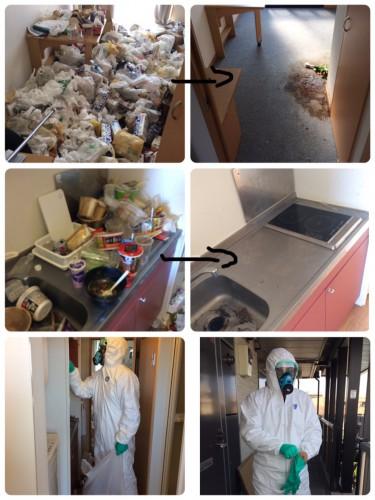 遺品整理、ゴミ屋敷、不用品回収サポート、大田区