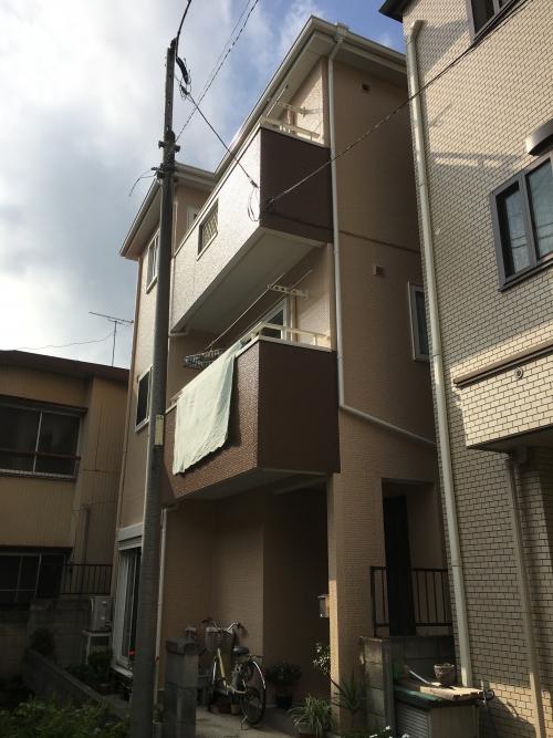 埼玉県 さいたま市 H様邸 外壁塗装工事 完了しました