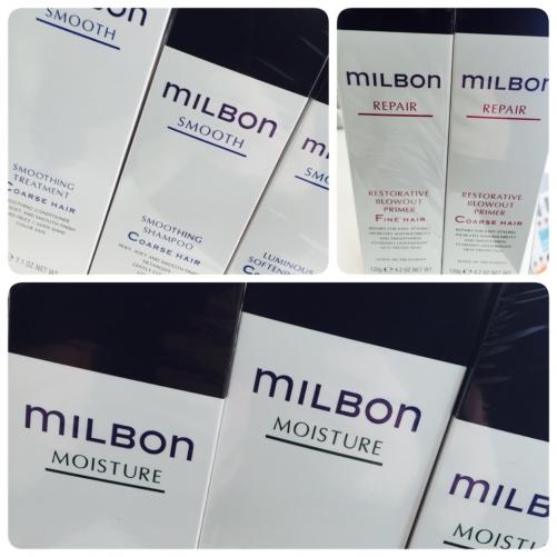 ミルボンからmILBon 登場!!