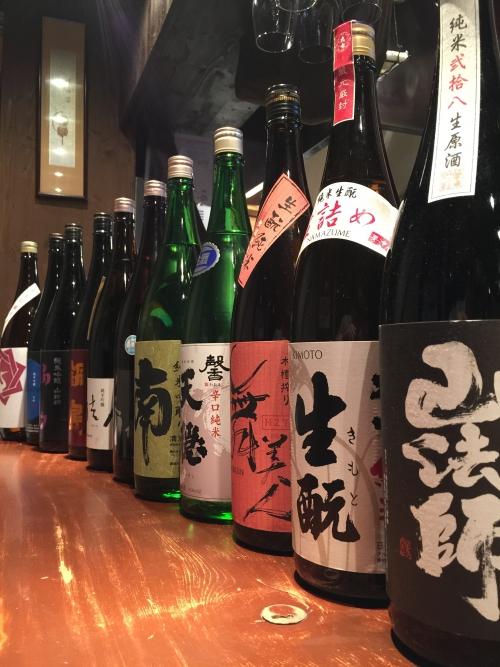 今週入荷の日本酒(大七・天穏・南・鍋島・天吹)