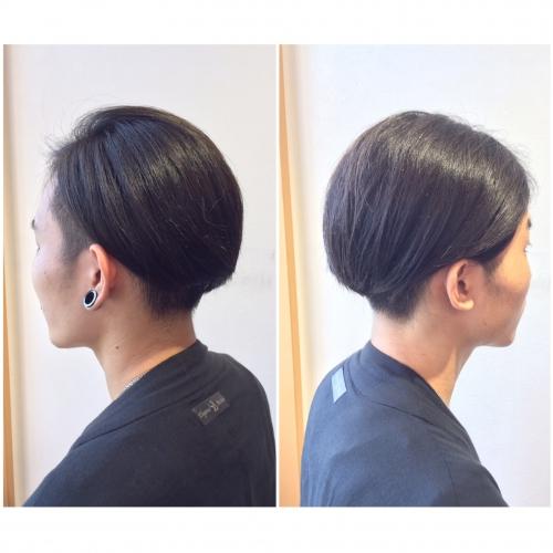 メンズカット メンズスタイル 刈り上げ メンズヘア 髪型