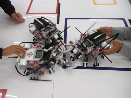理系を育てるロボット教室〜昆虫ロボ〜