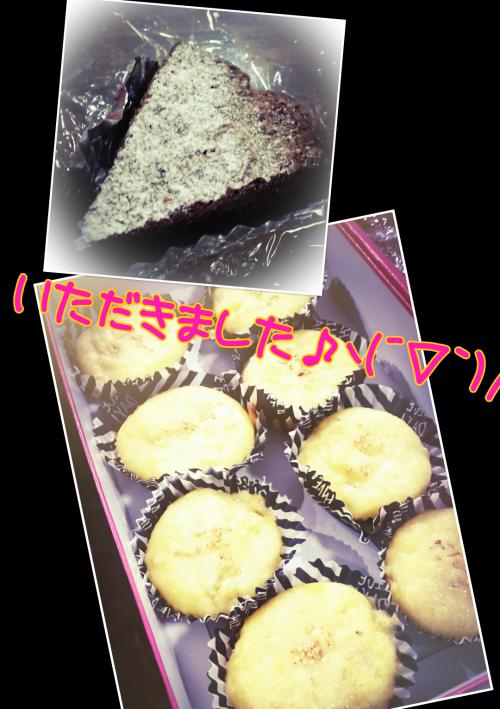 浜通から手作りのケーキ(о´∀`о)ノ