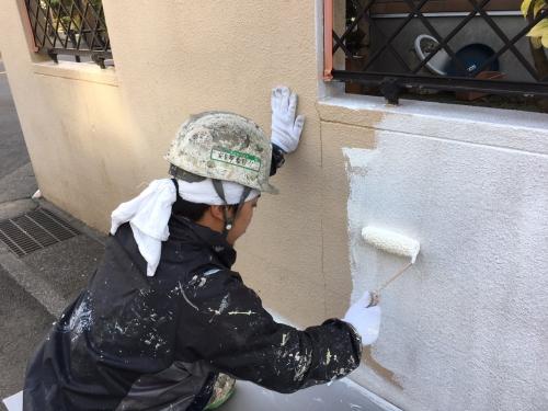 埼玉県八潮市 外壁塗装 塗替え