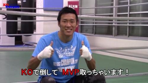 全日本新人王決定戦出場!粟田選手PV公開♪