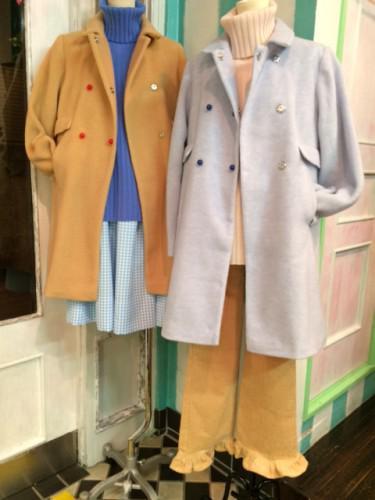 コレット代官山 オリジナルのコート