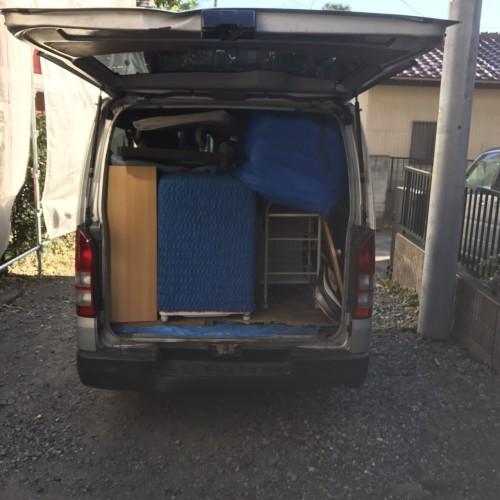 埼玉、軽ワゴン引越サポート、格安、便利屋レスキュー