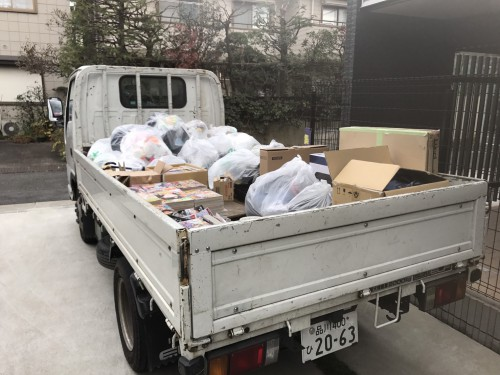 大田区、梱包、配送、不用品回収サポート、便利屋