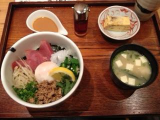kii近くのご飯☆海鮮丼☆