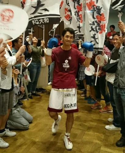 【インタビュー】中野敬太選手 1.31ダイレクト・リマッチ!