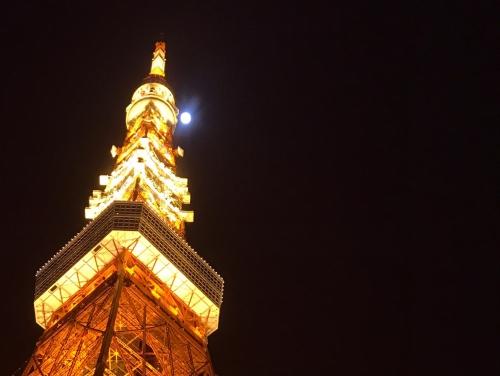 東京タワーまでドライブ☆