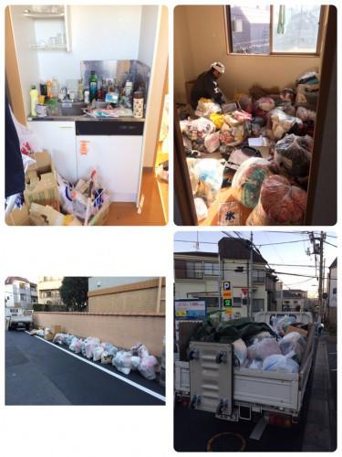 仕分け・梱包・引越・不用品回収サポート・ハウクリ、便利屋
