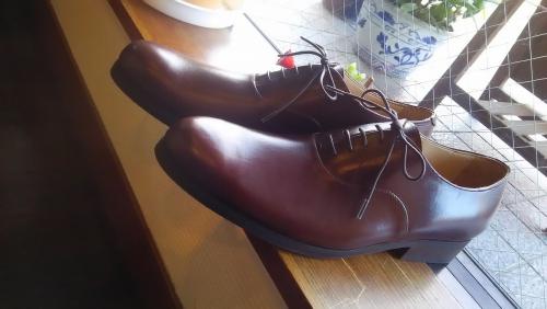 内羽紳士靴