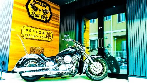 バイク自慢パート2 ドラックスター1100