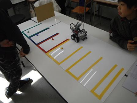 理系を育てるロボット教室〜仕分けロボ〜