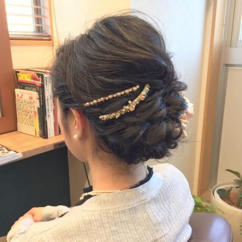結婚式 お呼ばれヘア アナ雪 エルサ 髪型