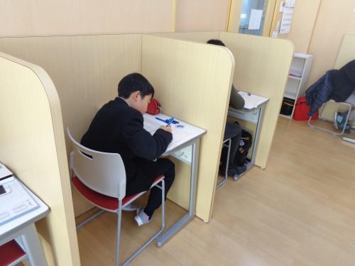 漢字検定が行われました!そして次は文章検定!