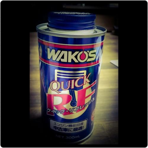 WAKOS(和光) クイック・リフレッシュ入荷しました